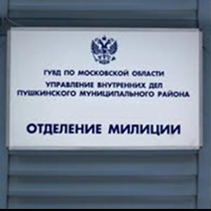 Отделения полиции Киргиз-Мияков